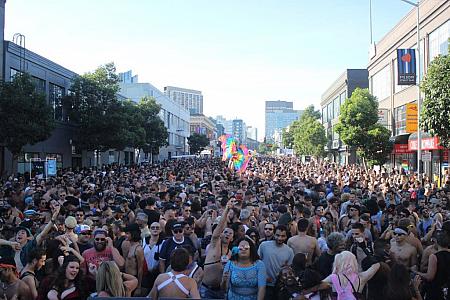 全球最大的BDSM活动旧金山 Folsom Street Fair