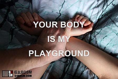 Thexx卡片#117 《你的身体是我的娱乐场》