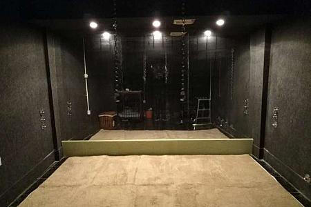 想装修一个调教室,搞什么风格?(1)