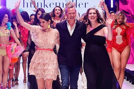 欧洲顶级内衣品牌 HUNKEMÖLLER 的五十度灰系列
