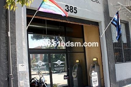 美国最著名的SM商店  Mr. S Leather (1)