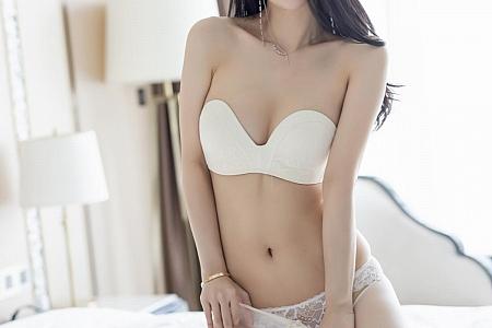 XiuRen第3196期_嫩模鱼子酱Fish心理辅导员主题性感姐妹花女同撩人诱惑写真62P