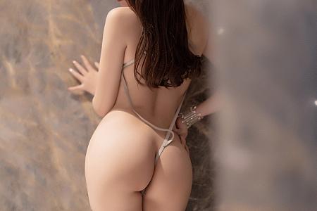 [XiaoYu画语界]Vol.510_女神芝芝Booty私房薄纱裙露连体内衣蕾丝袜极致魅惑写真90P