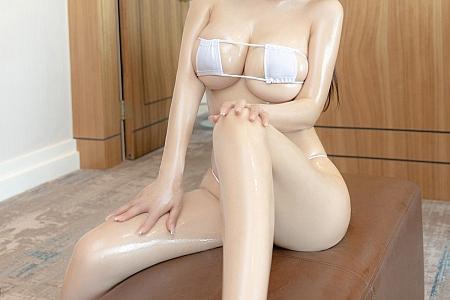 XiuRen第3446期_女神朱可儿Flower澳门旅拍私房三点式内衣秀丰乳肥臀诱惑写真49P