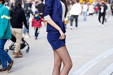 XiuRen第3546期_嫩模葛征北京旅拍职场制服街拍主题性感内衣秀高挑身材诱惑写真58P